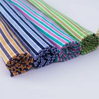 New collection striped designer fabric 185gsm baby jersey cotton cloth